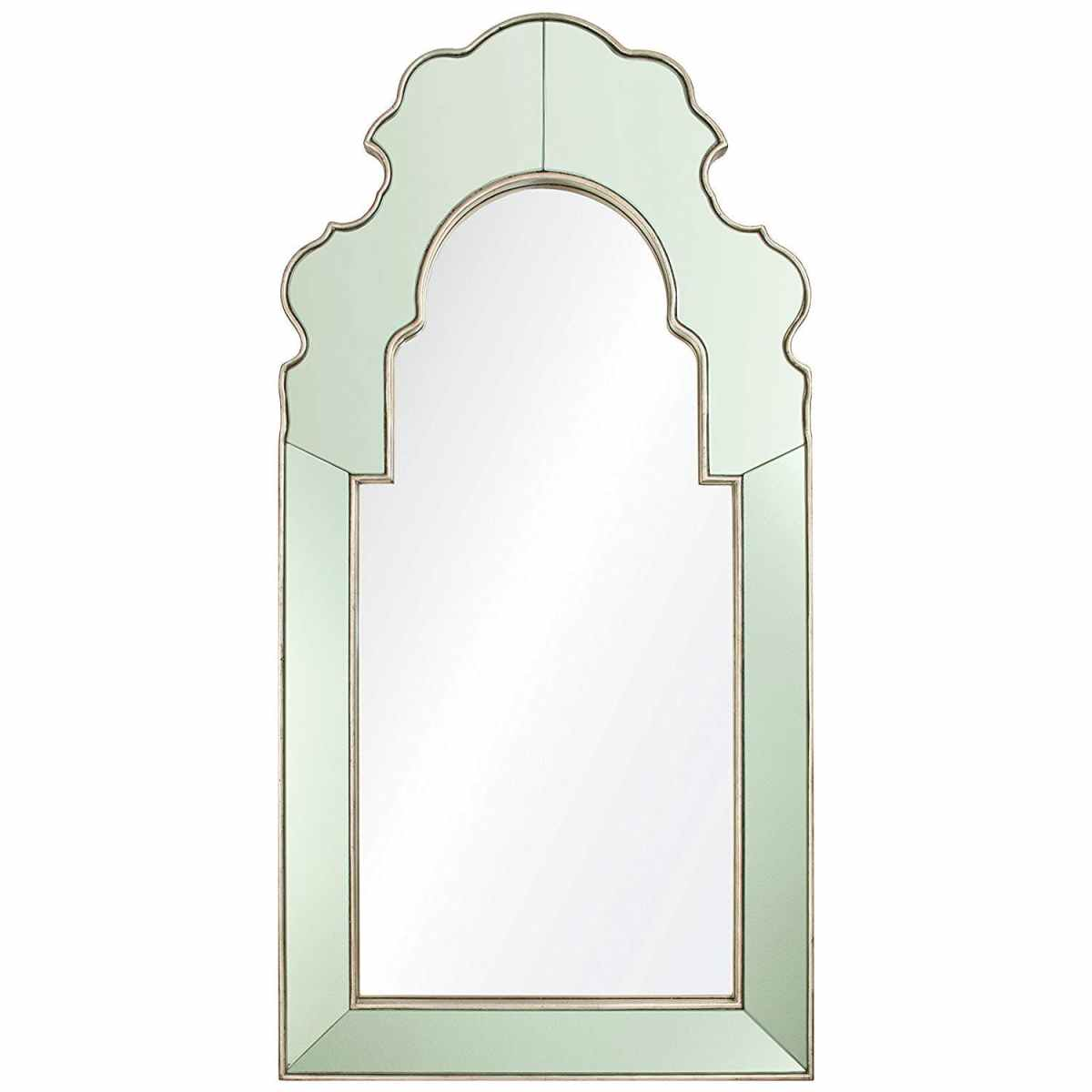 hollywood regency mirrors, mirrors, wall mirrors