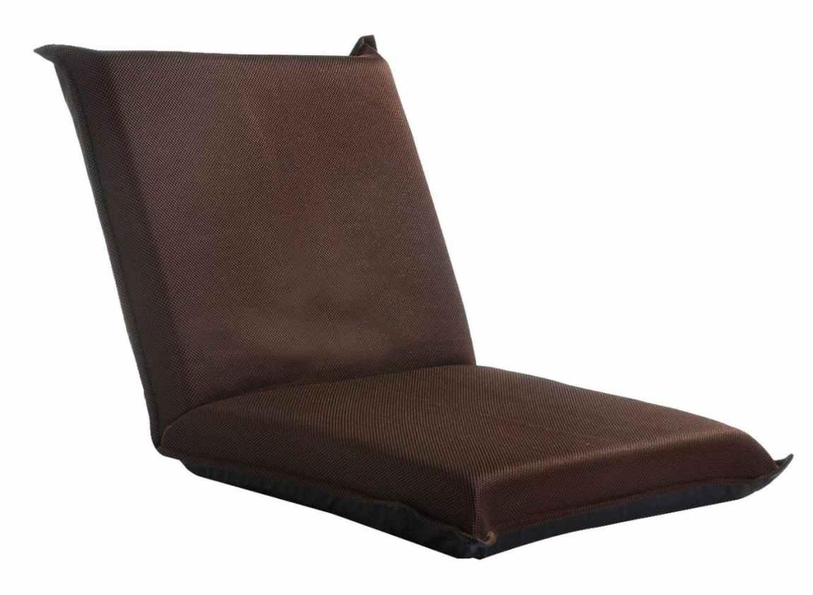 padded floor chair, floor chair