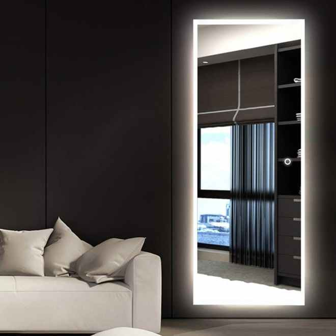 LED Oversized Dressing Mirror