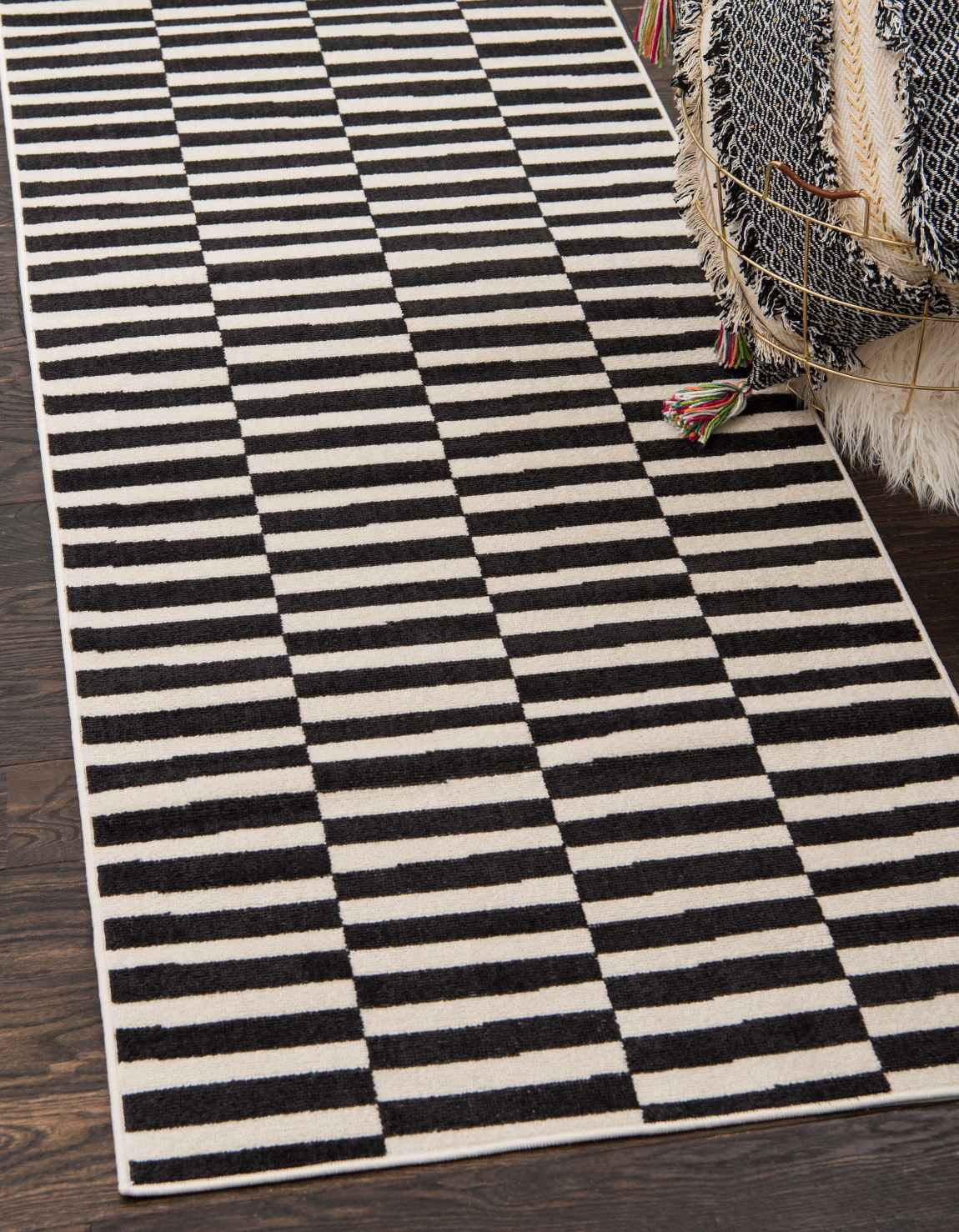 contemporary, area rug