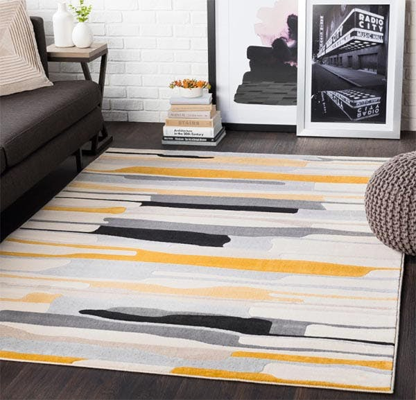 Joaquin Contemporary Area Rug