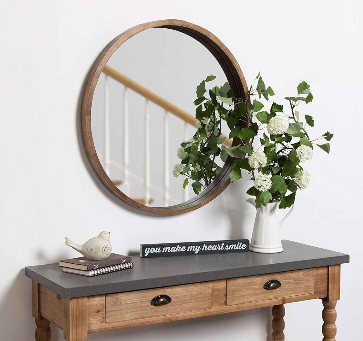 Hutton Accent Mirror