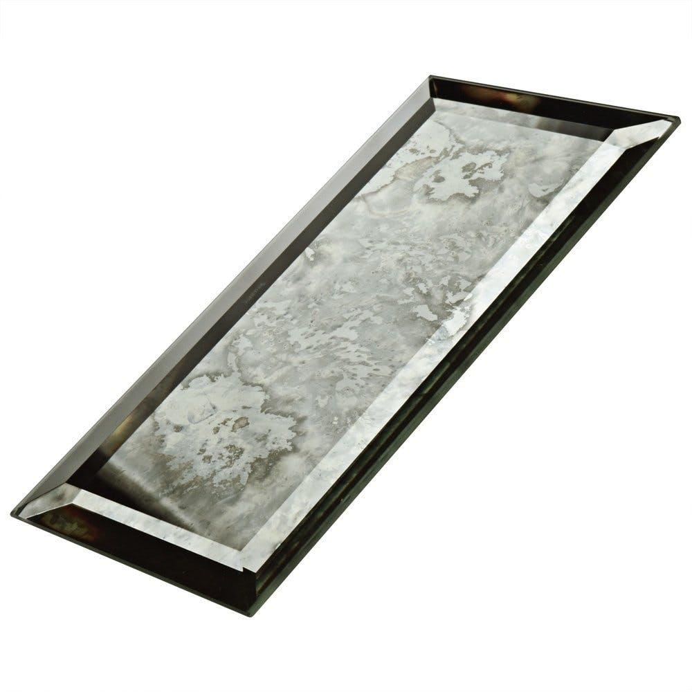 Antiqued Mirror Tiles