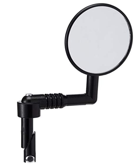 MTB Bar End Mountain Bicycle Mirror