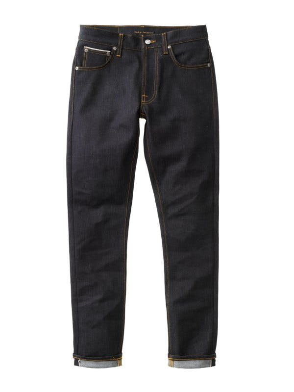 nudie jeans, nudie denim, lean dean jeans, dry denim, japanese denim, raw jeans, denimblog
