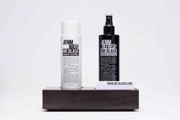 denim wash, detergent, mr black garment essentials, denim wash, denimblog