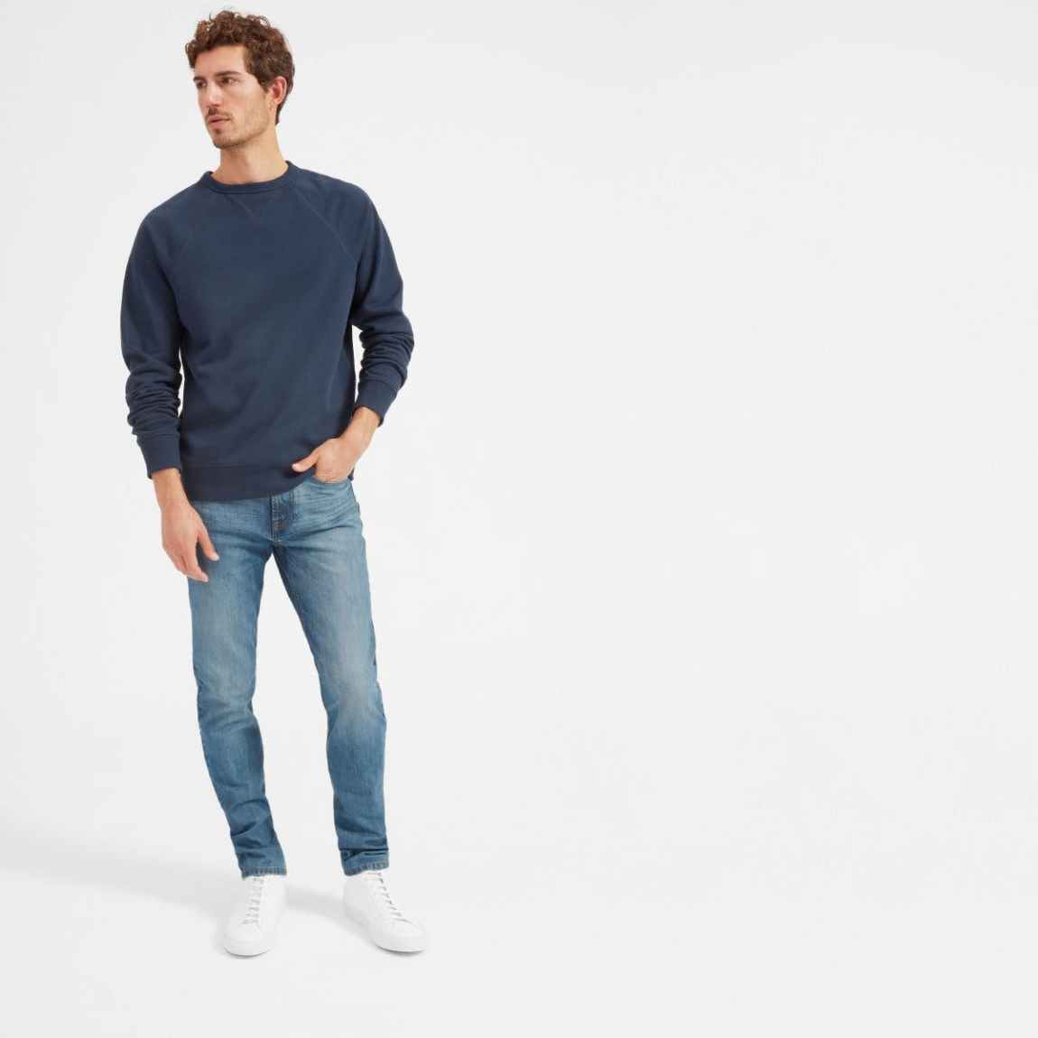 everlane, everlane jeans, everlane denim, japanese denim, slim fit jeans, straight jeans, denimblog, denim blog