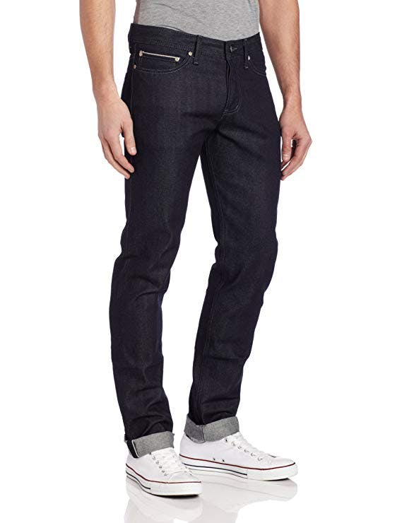 naked & famous, naked & famous denim, naked and famous jeans, raw denim, canadian denim, japanese denim, denimblog, denim blog, jeansblog, jeans blog, selvedge denim, amazon jeans, amazon fashion, amazon, the weird guy tapered-leg