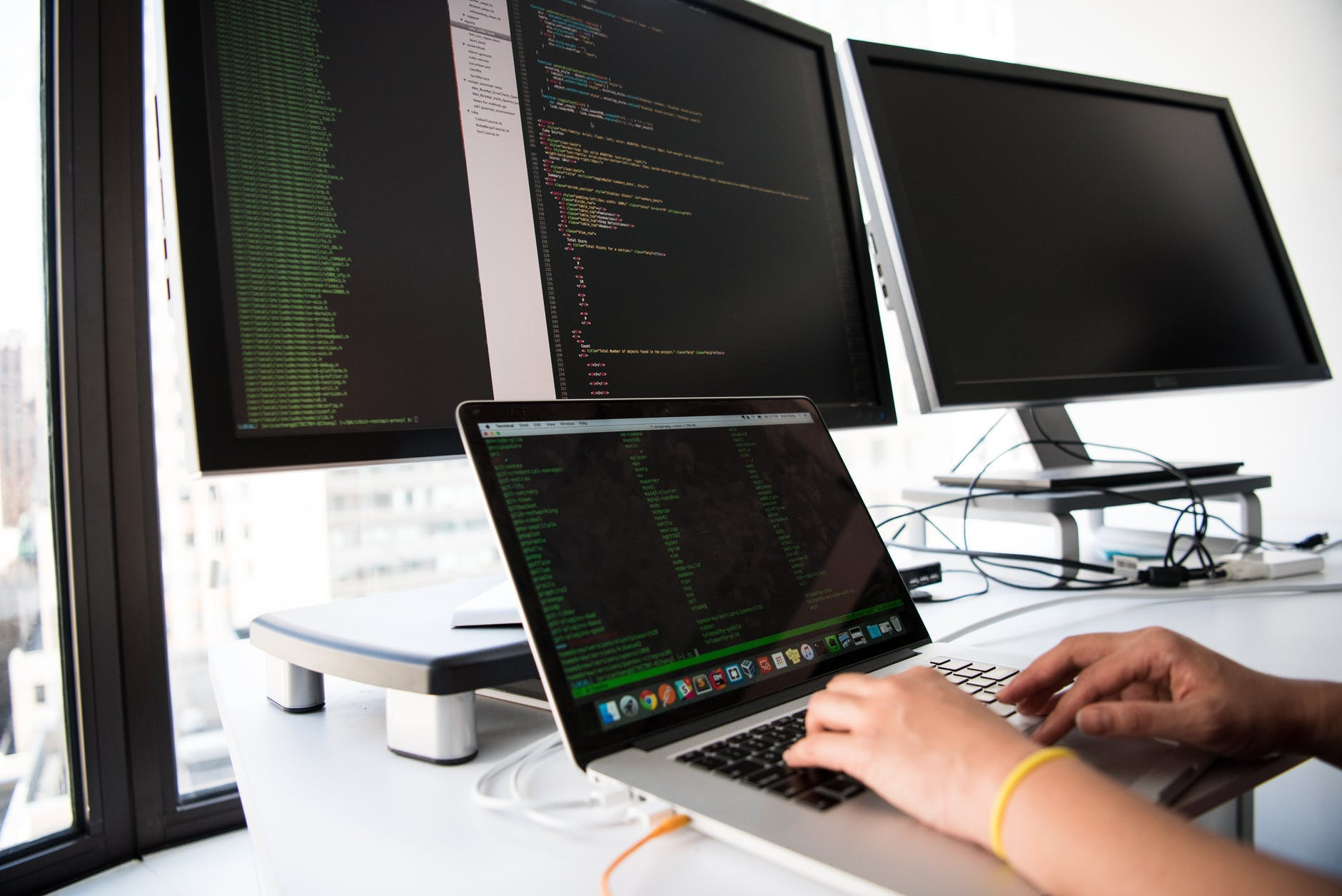 Using technology to gain an edge