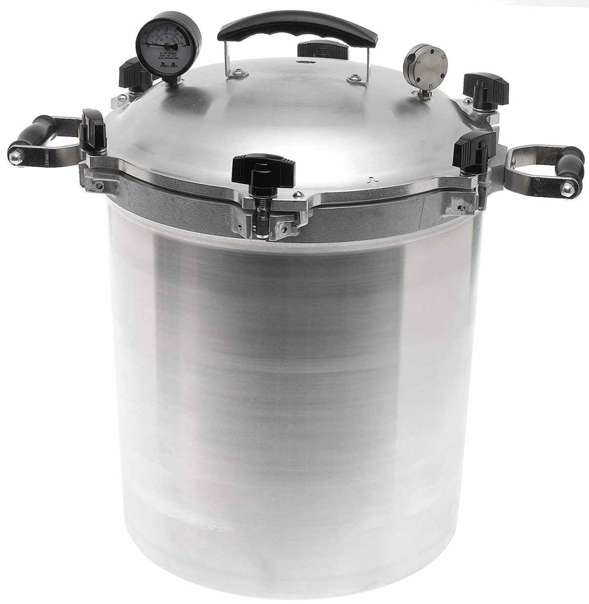 large pressure cooker