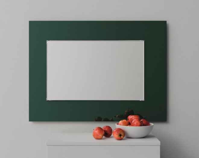 Italian Style Green Mirror