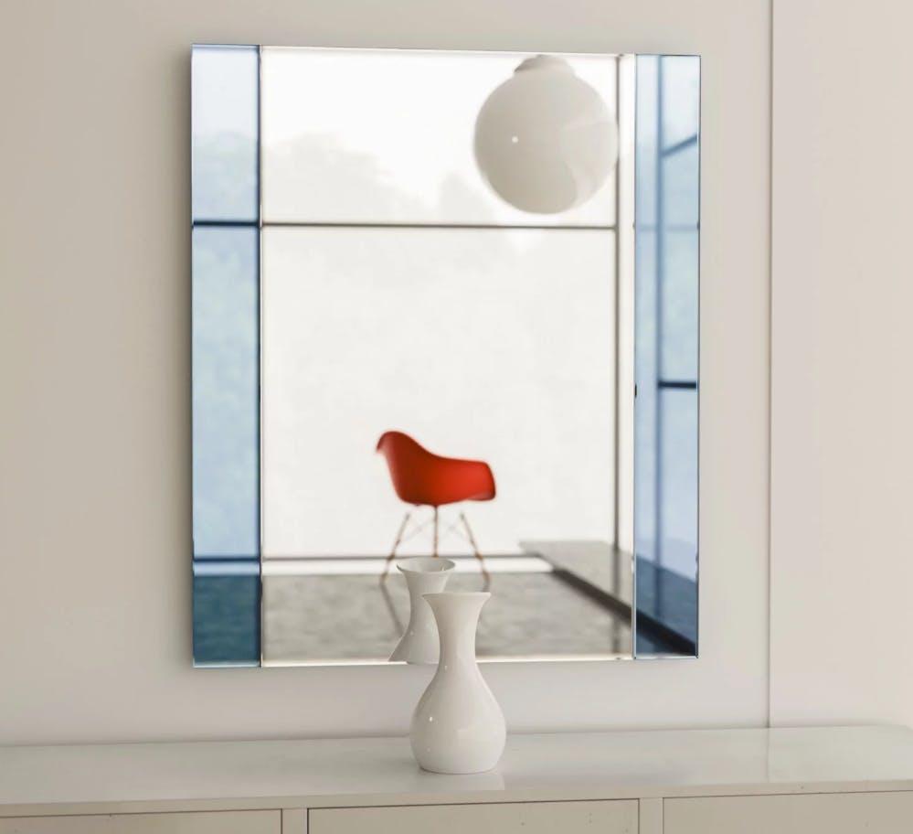 Art Deco Colorful Mirror