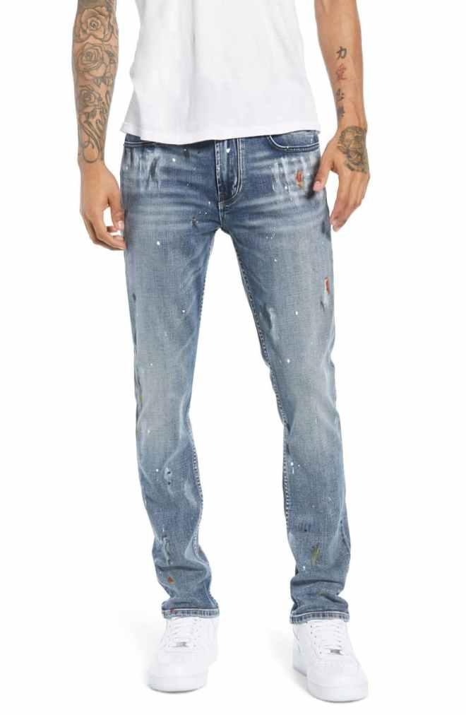 Horatio Skinny Fit Jeans for men