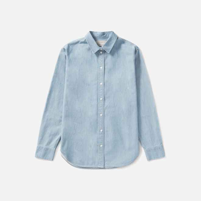 The Relaxed Jean Shirt