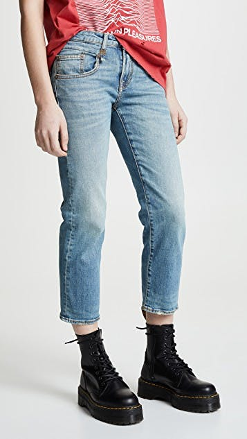 The Boy Straight Jeans