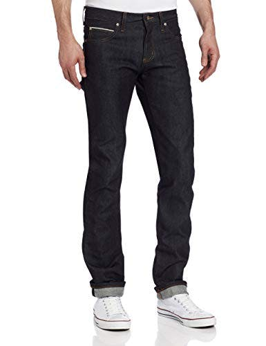 Men's Skinny Guy Jean In Left-Hand Twill Selvedge