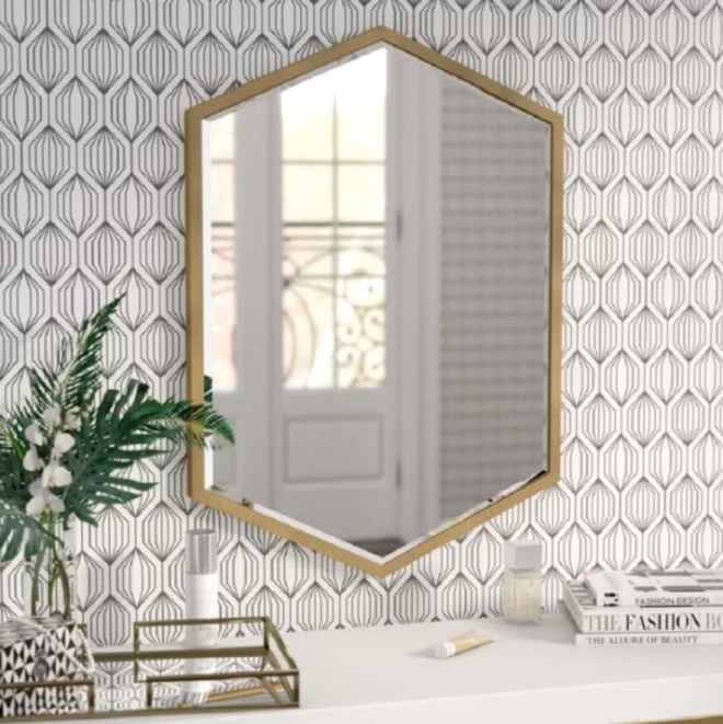 Libby Accent Mirror