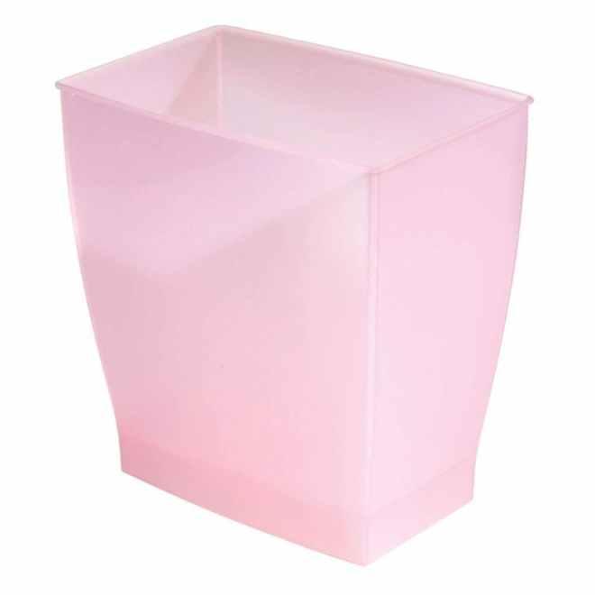 Mono Wastebasket Trash Can