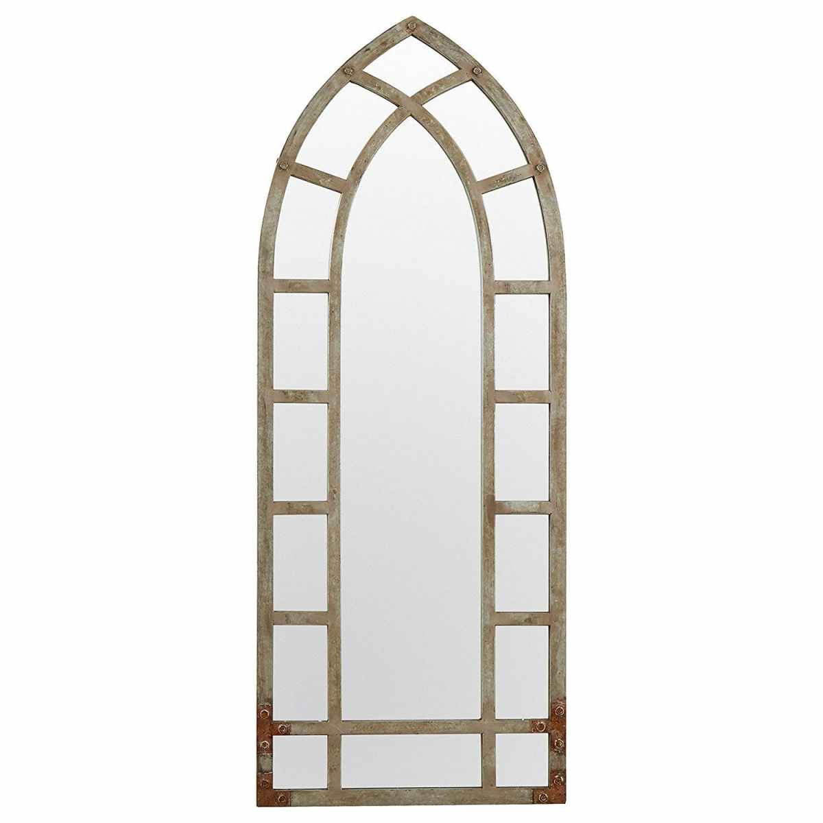 full length mirror, arched mirror