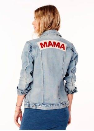 Mama Denim Jacket