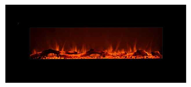 Onyx Electric Fireplace