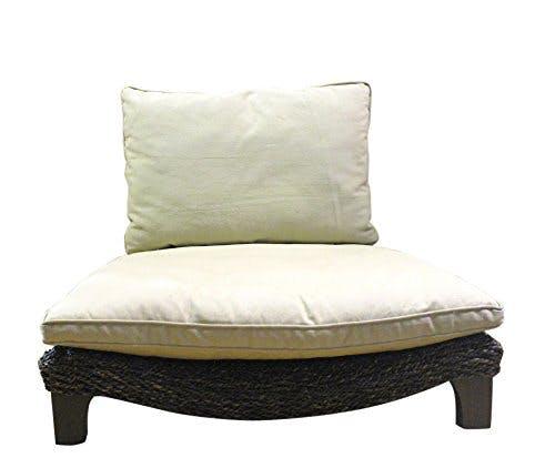 meditation chair, seagrass