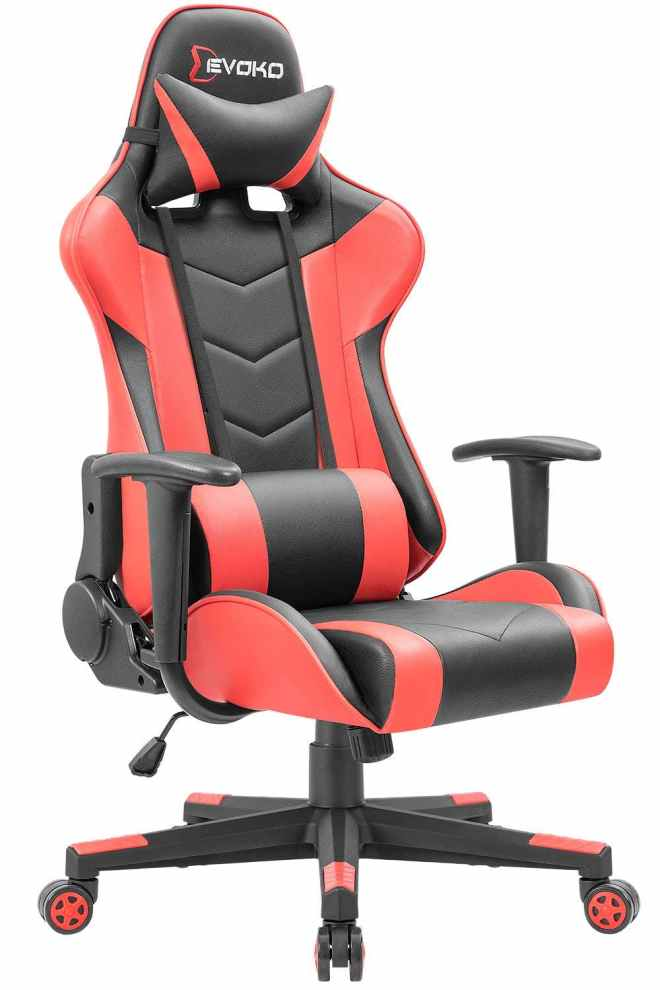 Ergonomic Racing-Style Gaming Chair