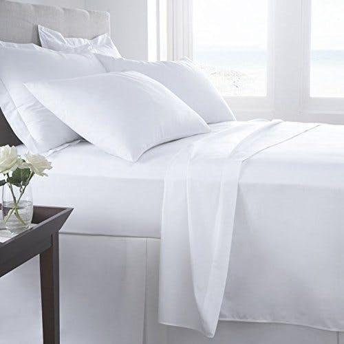 Soft Egyptian cotton sheets