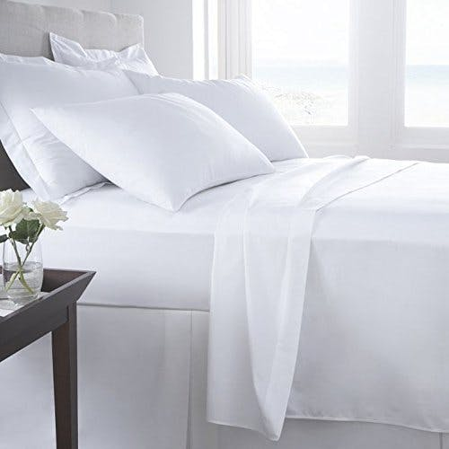 Soft Egyptian cotton sheets