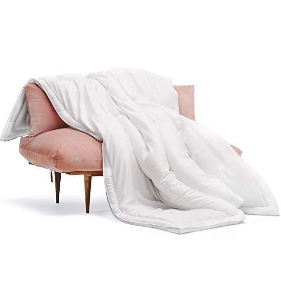 Comforter for hot sleepers