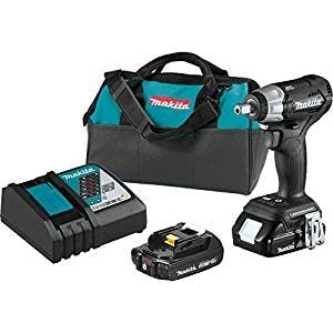 Powerful Cordless Impact Wrench