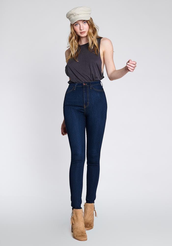 P88 DS - Vibrant Skinny Jeans