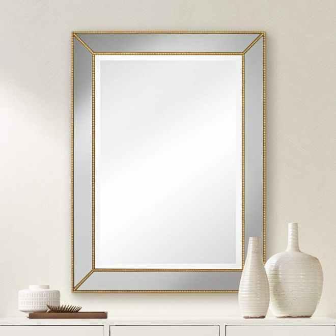 smoked mirror