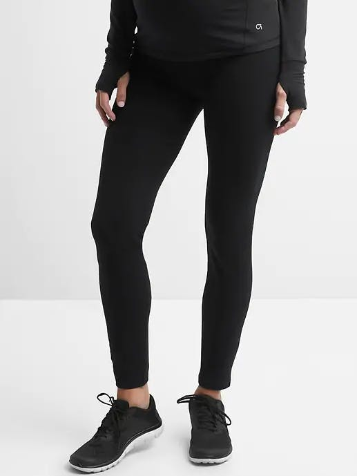 Maternity workout leggings