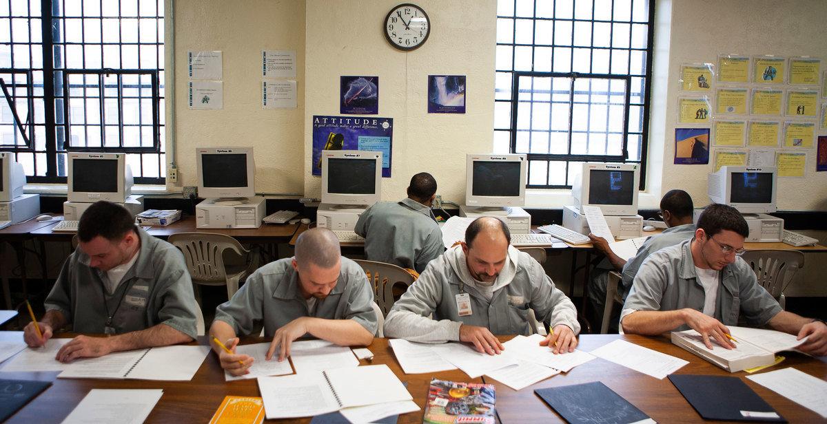 The U.S. Prison Population is Shrinking
