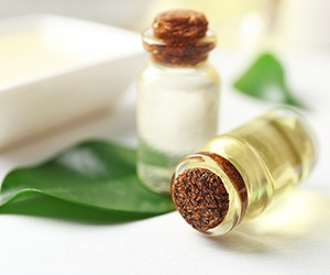 huile d'arbre à thé