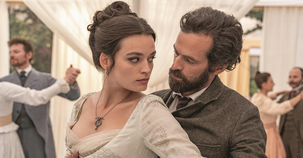 First Look: Emma Mackey and Romain Duris in 'Eiffel' (exclusive)   News    Screen