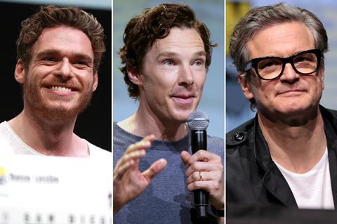 Richard Madden, Benedict Cumberbatch, Colin Firth join ...