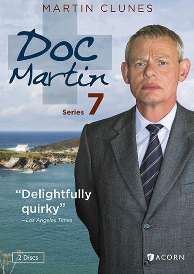 Doc Martin Show Schedule