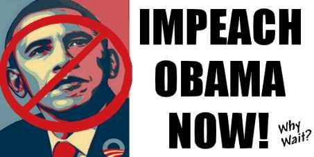WHY THE HOUSE MUST IMPEACH OBAMA | Tea Party