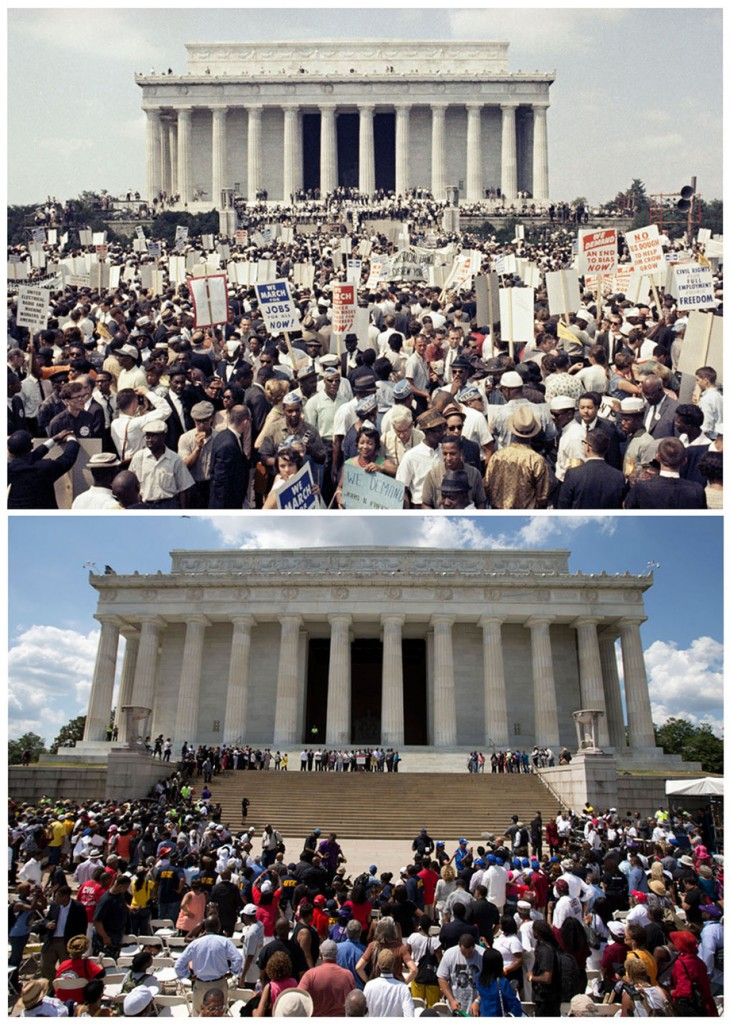 Photos from the March on Washington