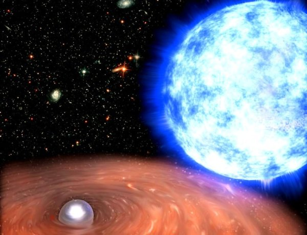 Astrophile Dizzy dwarf star will spin itself to death