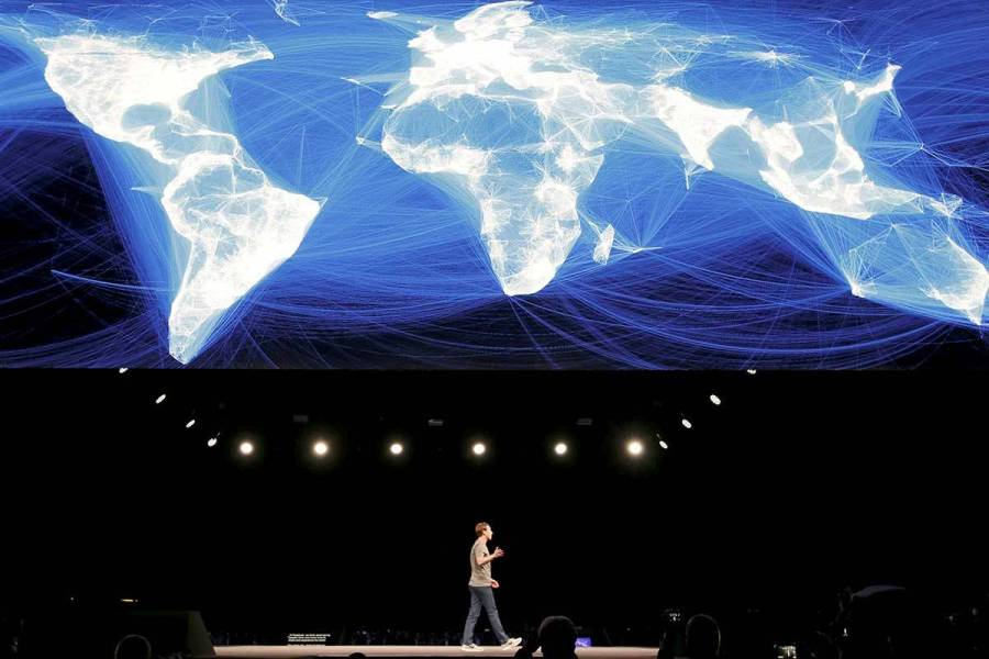 Facebook can map more of Earth in a week than we have in history     Building mega maps