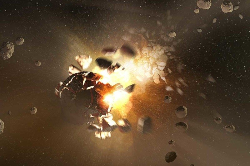 Asteroid about to hit Earth? Chuck a nuke at it