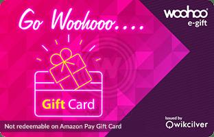 Woohoo Starter E-Gift