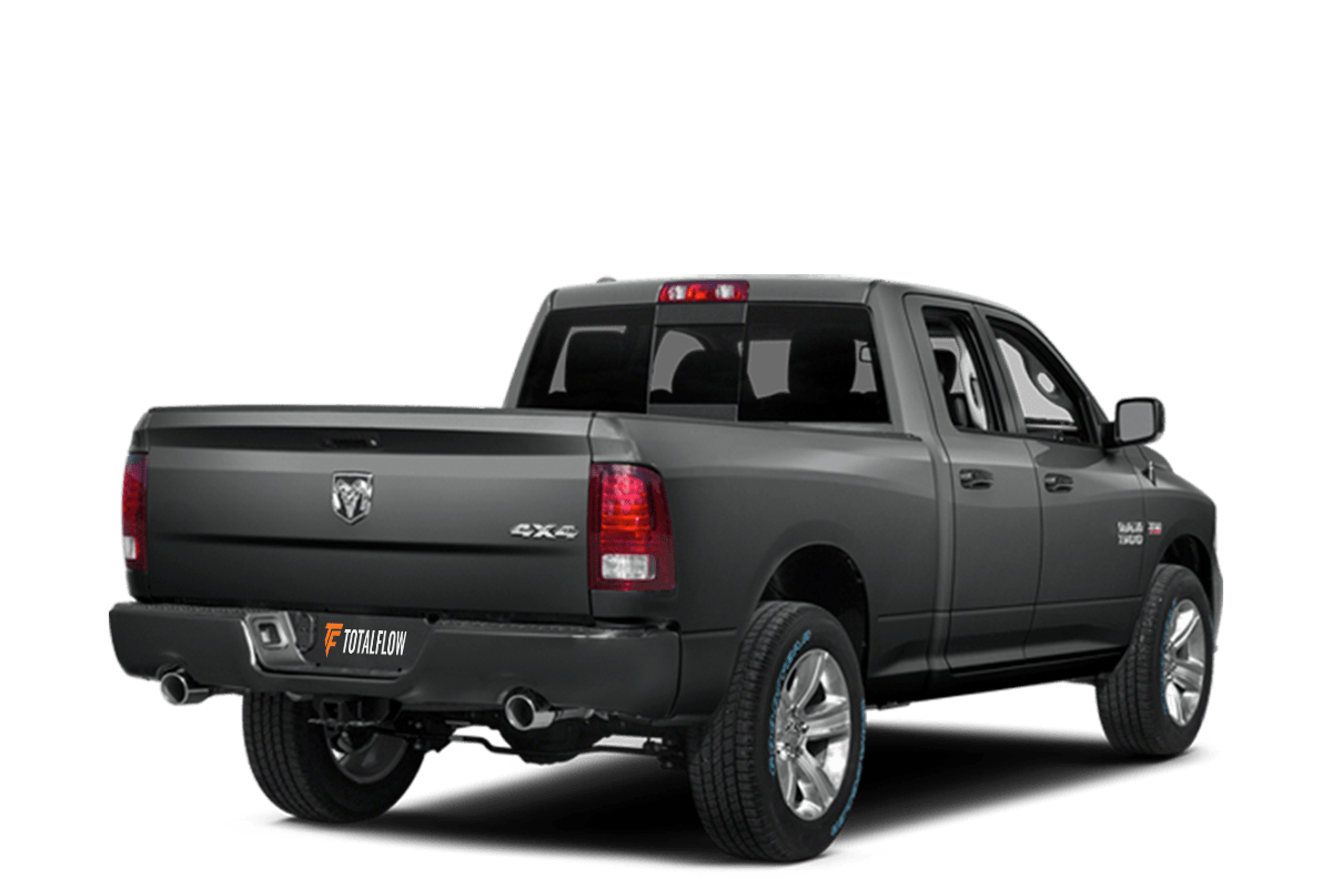 dodge ram 1500 exhaust systems 4th