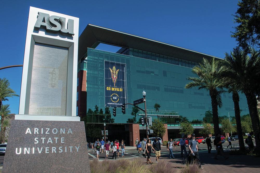 Arizona State University - AAS 博華海外升學中心