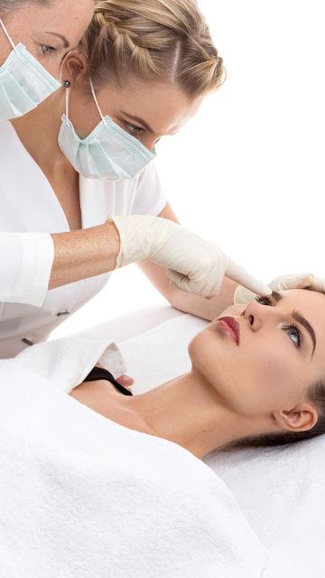 Permanent Makeup Training London