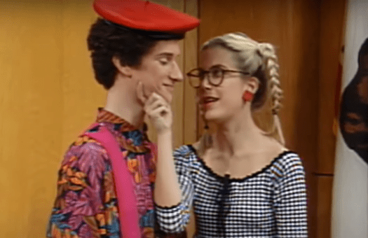 Watch: Screech Powers' Sweetest Relationship Was With ...