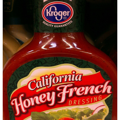 Top 50 most popular french dressing